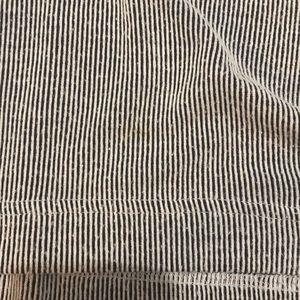 Zara Tops - Zara black & white striped blouse